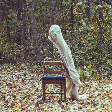 creepy photographs  faceless people
