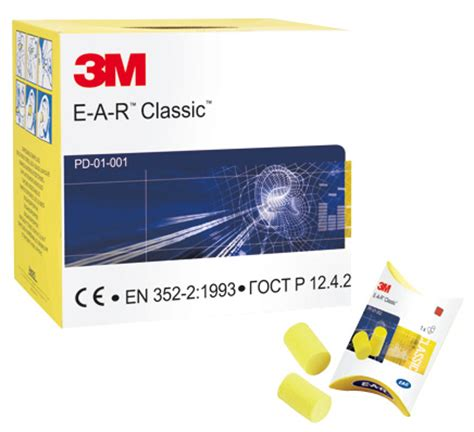 ear classic foam ear plugs safety services direct