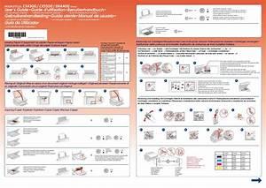 Notice Epson Stylus Dx4400