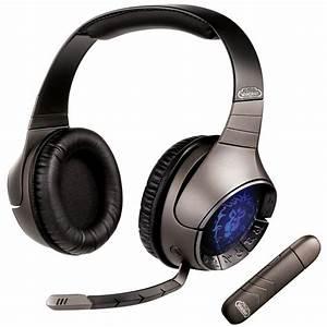 Casque Audio Long Fil : creative sound blaster world of warcraft wireless headset ~ Edinachiropracticcenter.com Idées de Décoration