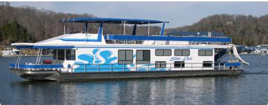 Lake Cumberland State Dock Boat Rentals by State Dock 750 Houseboat With Slides Tub A C And