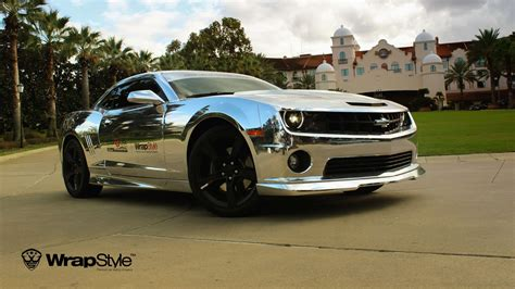 Wrapstyle Premium Car Wrap Car Foil Dubai Chrome
