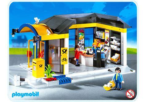 bureau de poste playmobil bureau de poste 4400 a playmobil 174