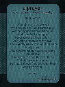 A Prayer for Wh... Vacant Heart Quotes