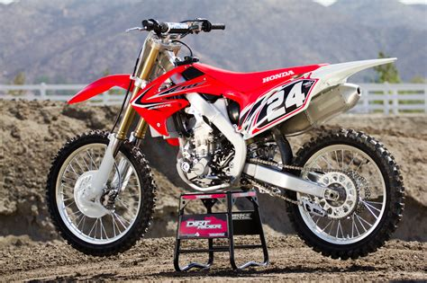 Photo Gallery Of 2016 Models Honda Dirt Bike