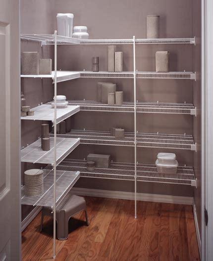 Kitchen Closet Shelving   Orange County, NY   Rylex Custom