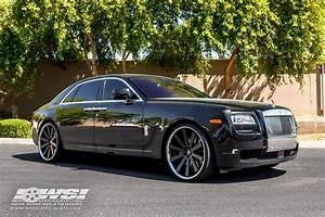 2011 Rolls Royce Ghost With Gianelle Wheels