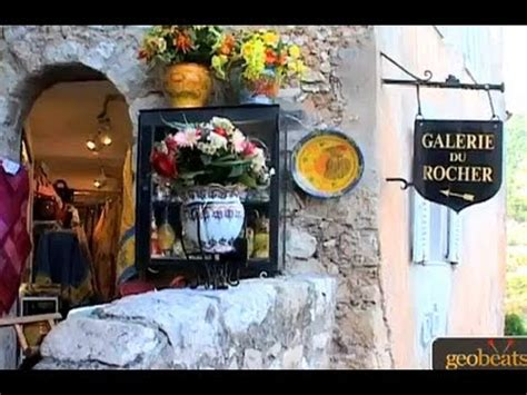 Beautiful Eze Village In Provence France Youtube