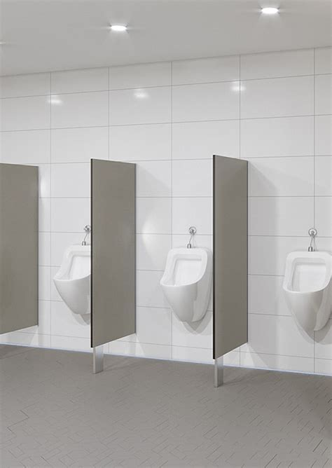 Urinal / Privacy Screen ? Blade Mounted ? Toilet