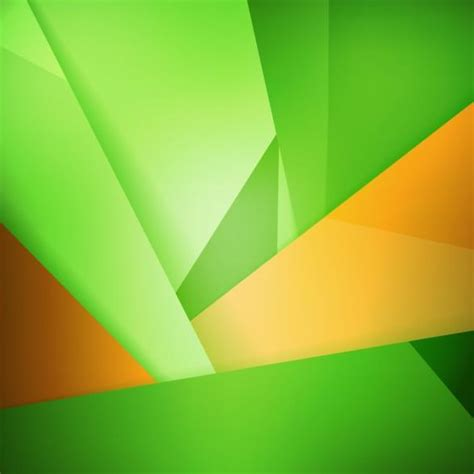 3d artwork for abstract green background vectors 08 free