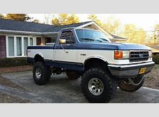 1990 Ford F150 White 1990 Ford F150 Truck in Bessemer