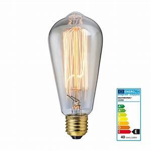 Glühlampe Als Lampe : vintage retro gl hlampe gl hbirne edison lampe antik nostalgie messing deko ebay ~ Markanthonyermac.com Haus und Dekorationen