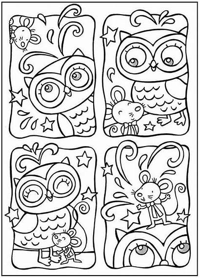 Coloring Pages Random Unusual Colouring Interesting Sheets