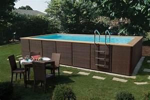 Piscine Composite Hors Sol : piscine hors sol laghetto gamme dolce vita country piscine ~ Dailycaller-alerts.com Idées de Décoration