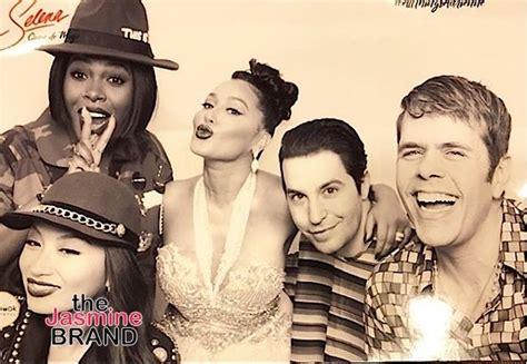 Adrienne Bailon Throws Selena Themed Bash For Cinco De