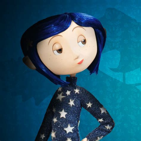 Blue Hair Wiki by Coraline S Starry Sweater Coraline Wiki Fandom Powered