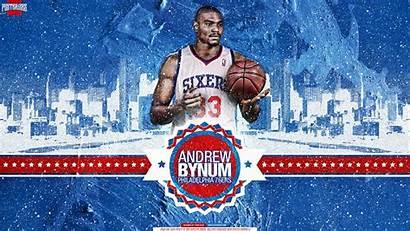 76ers Philadelphia Bynum Andrew Sixers Wallpapers 2560