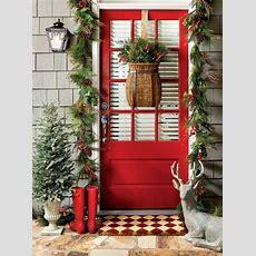 40+ Fabulous Rusticcountry Christmas Decorating Ideas