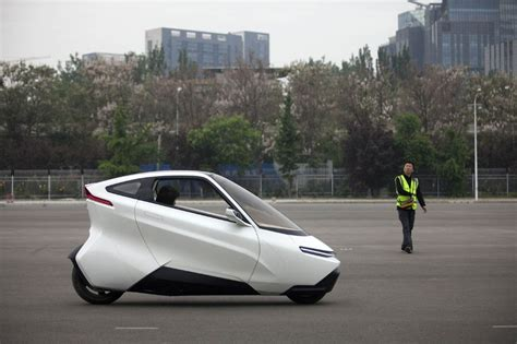 China's Car Of The Future
