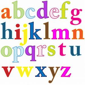 alphabet letters clip art free stock photo public domain With pics of alphabet letters