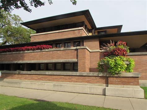 frank lloyd wright prairie style house chicago with tauck and ken burns luxe beat magazine