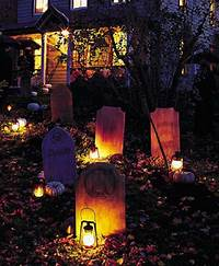 scary halloween decorating ideas Scary Halloween Decorations - Easyday