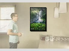 DAKboard is a Customizable Wall Display for Photos