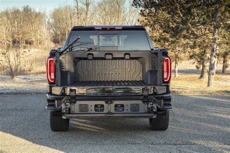 2019 gmc sierra carbonpro edition launches carbon fiber