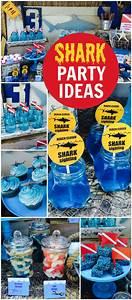 Nikolaus Party Ideen : shark summer shark infested waters nemo ~ Whattoseeinmadrid.com Haus und Dekorationen