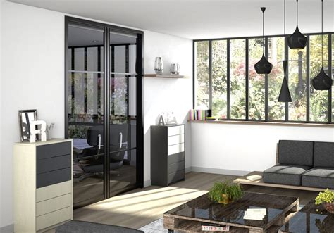 porte coulissante cuisine salon dressing porte placard sogal modèle de porte