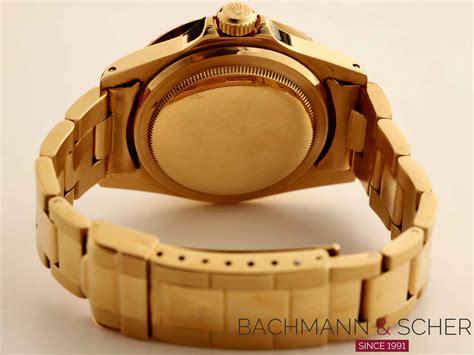 Alle Luxusuhren & Sammleruhren im Archiv | Bachmann & Scher