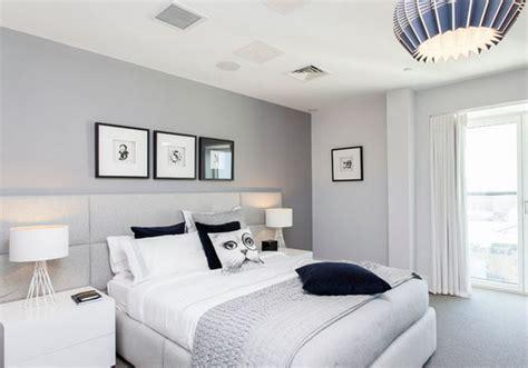 chambre ton gris photo déco chambre adulte ton gris deco maison moderne