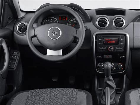 renault duster 2015 interior renault duster confort plus 2015