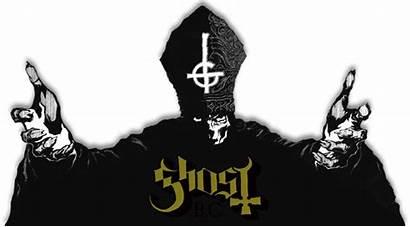 Ghost Band Bc Metal Tour Logos Rock