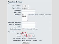 How to import a MRBS Meeting Room Booking System