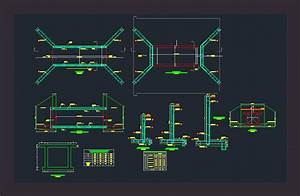 Box Culvert DWG Detail for AutoCAD • Designs CAD