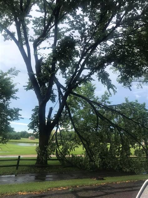 review   severe weather event  sunday