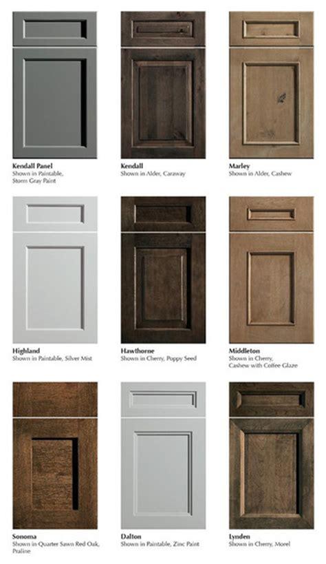 cabinet door styles names kitchen cabinet door styles names