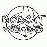 Volleyball Coloring Graphics Pages Cliparts Clipart Wrestling Baseball Books Clip Printable Library Layouts Bobcats Gifs Popular Dwight Hauff Sports Lettering sketch template