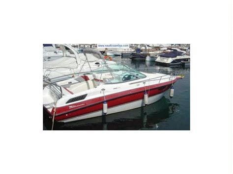 Chaparral Boats Espa A by Chaparral 2450 Cabin En Girona Barcos A Motor De Ocasi 243 N