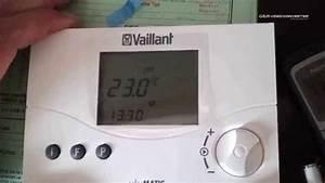 Vailllant Calormatic 230 240 240f Oda Termostat U0131