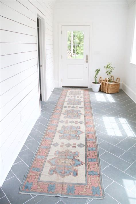 montauk blue slate tile  cut   herringbone