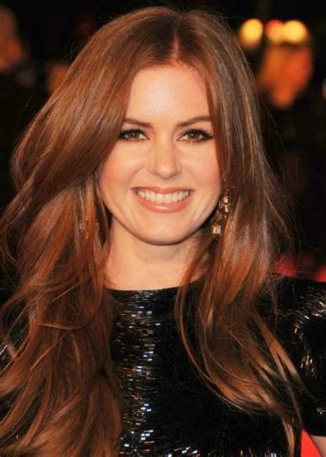 Hair Colors 2014 by 2014 Fall Winter 2015 Auburn Hair Color Trends