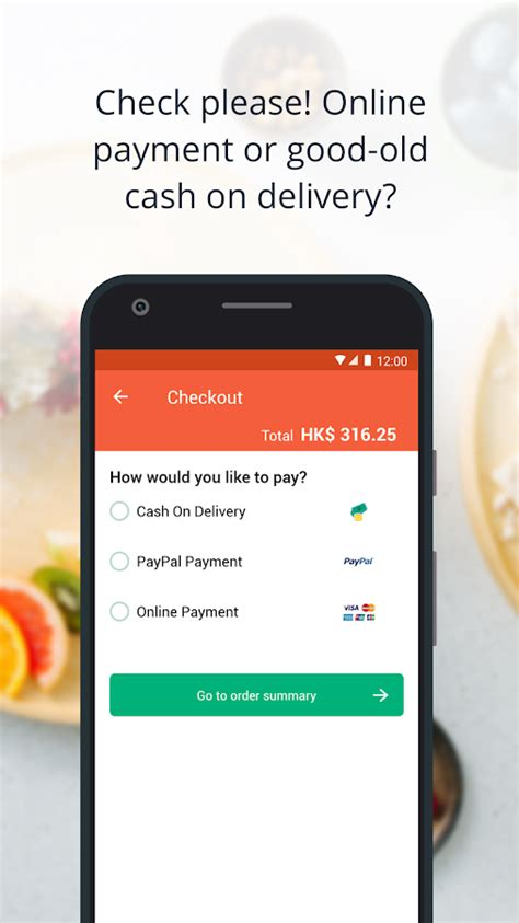 foodpanda food delivery 2 17 apk android cats food drink apps