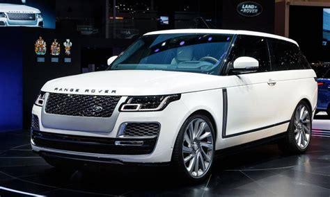 2018 Geneva 2019 Land Rover Range Rover Sv Coupe Modcarmag