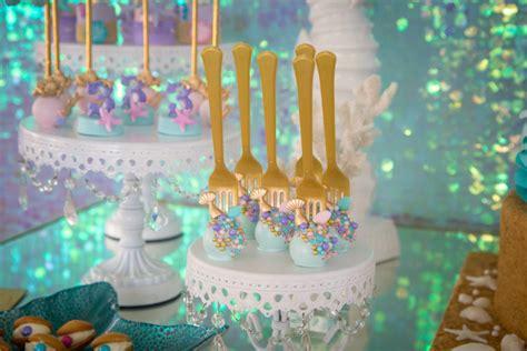 Kara's Party Ideas Mermaid Cove Birthday Party Kara's