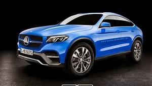 Mercedes Benz Glc Versions : mercedes benz concept glc coupe rendered into production version ~ Maxctalentgroup.com Avis de Voitures