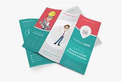 Brochure Fold Templates Tri Clip Transparent Pngitem