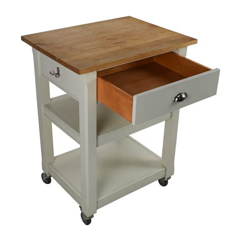 Kitchen Cart Rolling by 50 Rolling Kitchen Cart With Cutting Board Tables