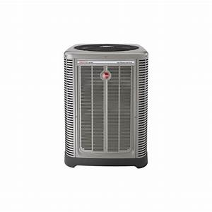 Rheem Installed Prestige Series Packaged Heat Pump System